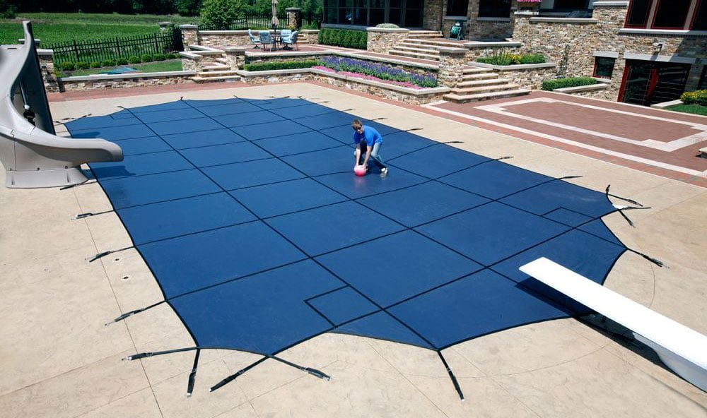 Safe Swimming Pool Covers